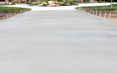 4 Tips for Maintaining a Concrete Driveway
